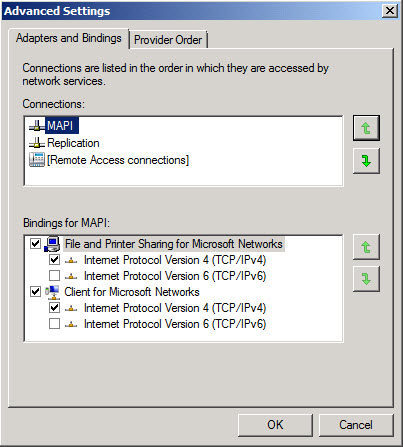 Configure Static Rpc Ports On An Exchange 2010 Client Access
